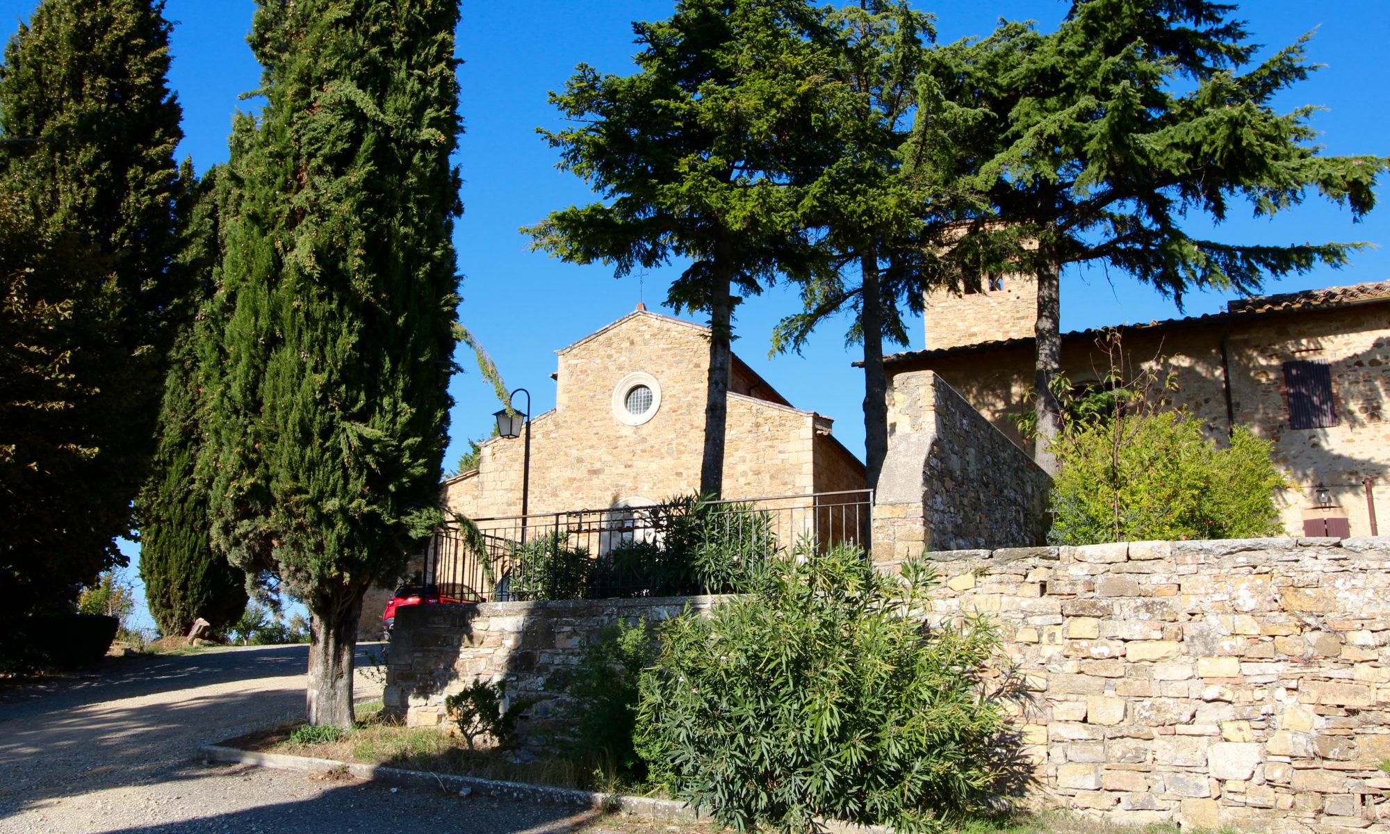 Castellina In Chianti Sant Agnese1